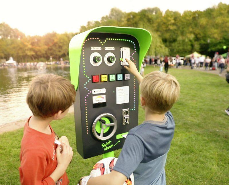 Spielideen Automat